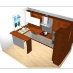illustration cuisine 4m2 ouverte