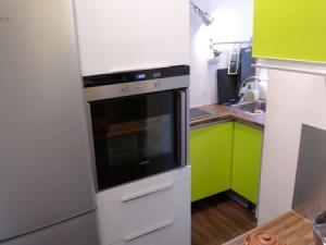 Cuisine 4m2 ouverte top cuisine - Amenagement cuisine 4m2 ...