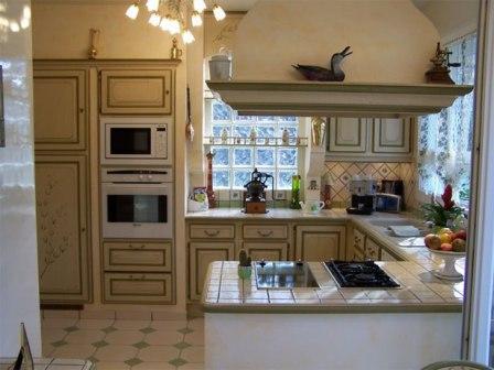 image cuisine et maison
