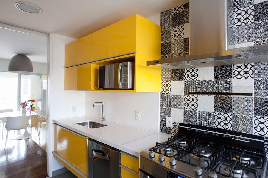 photographie cuisine jaune