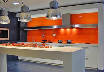 idée cuisine orange