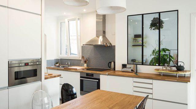 cuisine ouverte sur salon photographie cuisine ouverte sur salon