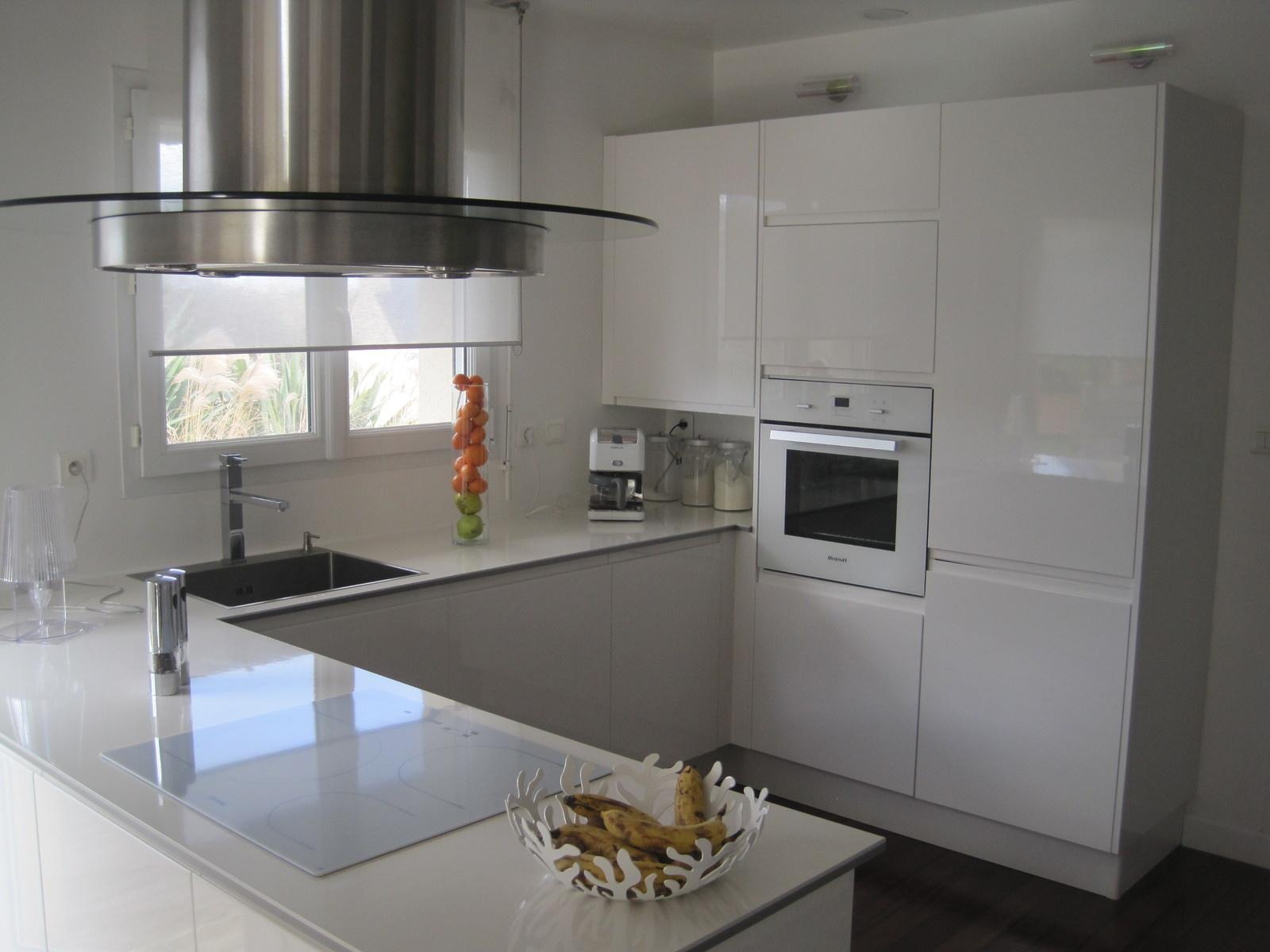 Cuisine 6m2 top cuisine - Exemple de cuisine en u ...
