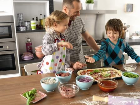 exemple cuisine fait maison
