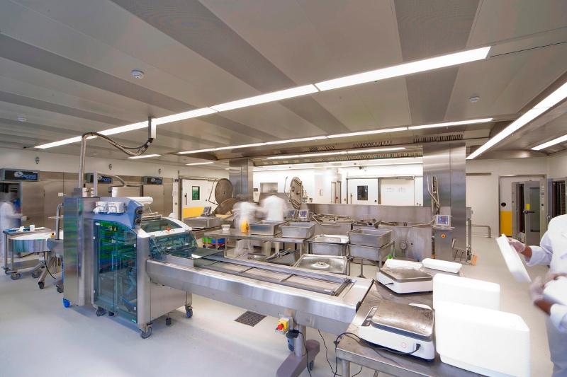 modèle cuisine centrale