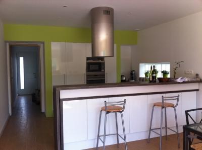 visualiser cuisine ouverte bar