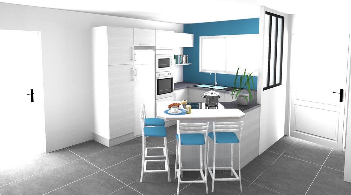 Cuisine Équipée Dans Petit Espace cuisine petit espace – top cuisine