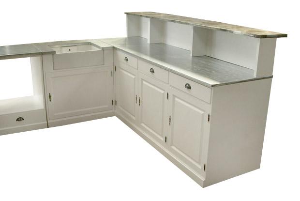 image cuisine zinc