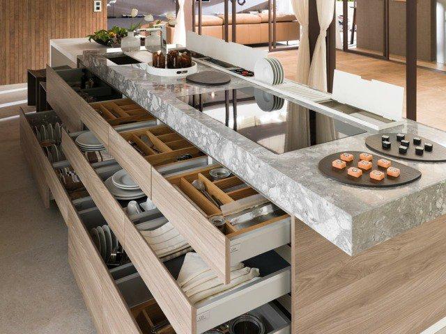 visualiser cuisine bois