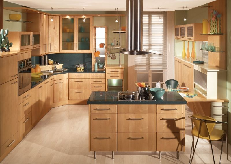 modèle cuisine et maison