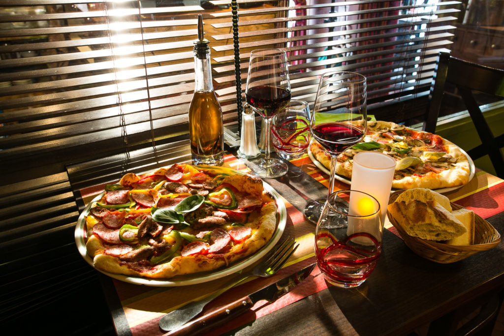 visualiser cuisine italienne