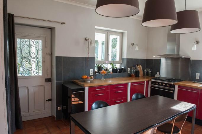 modèle cuisine 20m2