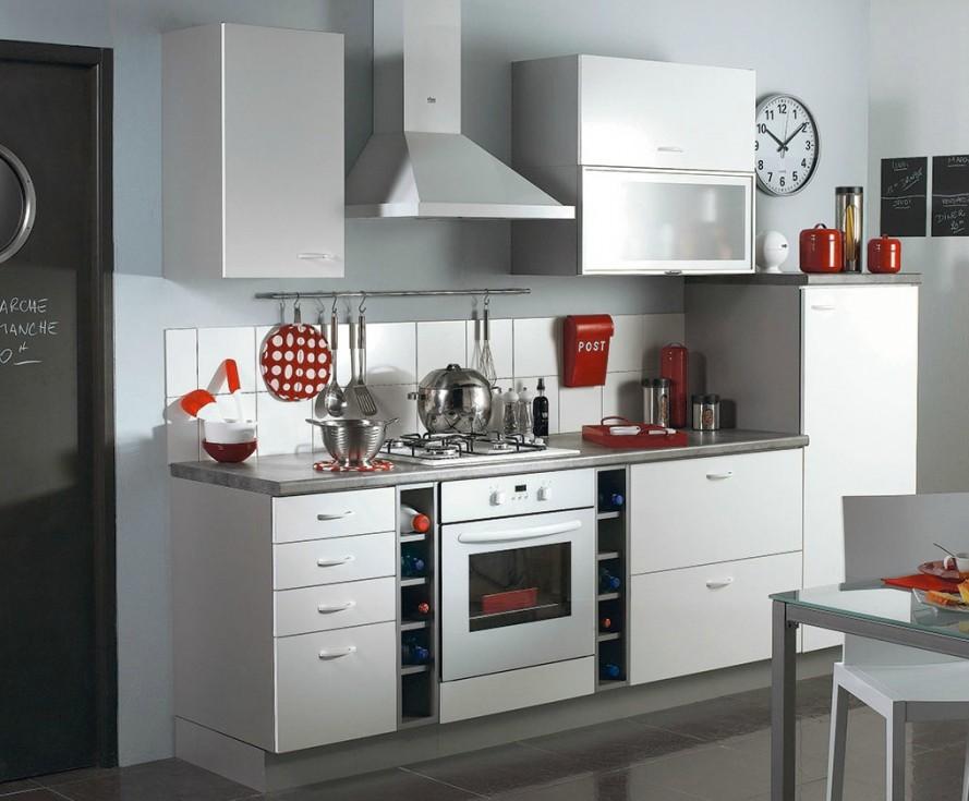modèle cuisine 8m2 prix